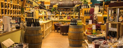 Ladenansicht Weinhof Reinhardt aus Hagen